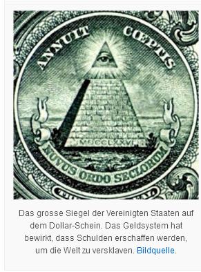 Dollar Pyramide