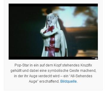 Popmusik satanisch