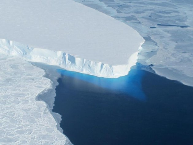 Schmelzen der Eisschilde in Grönland