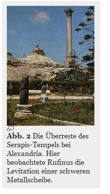 serapis tempel