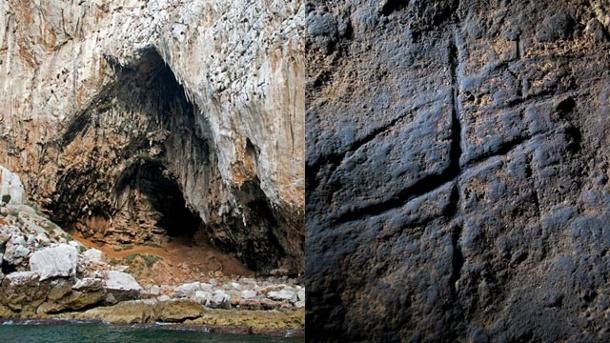 in-der-gorham-hoehle-hat-sich-ein-neandertaler-kuenstlerisch-betaetigt-