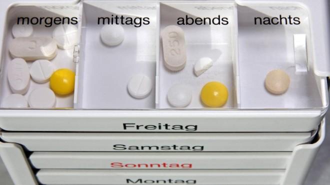 Medikamentenbox-pill-organizer