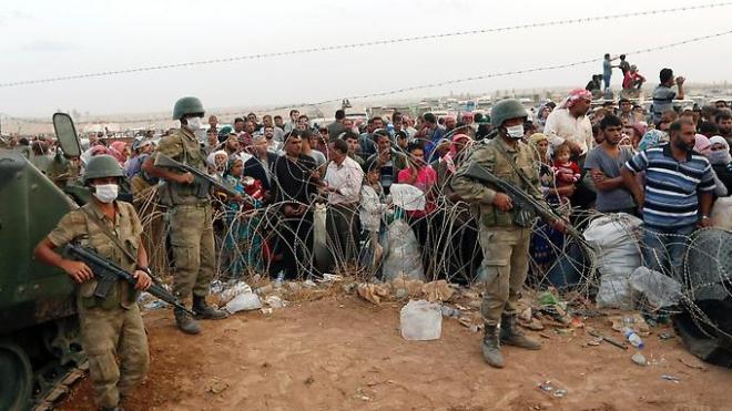 türkei ver. syrien