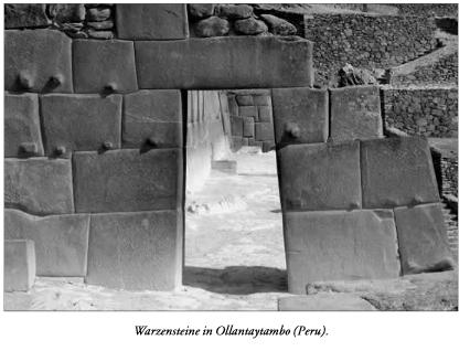 Warzenstein Peru