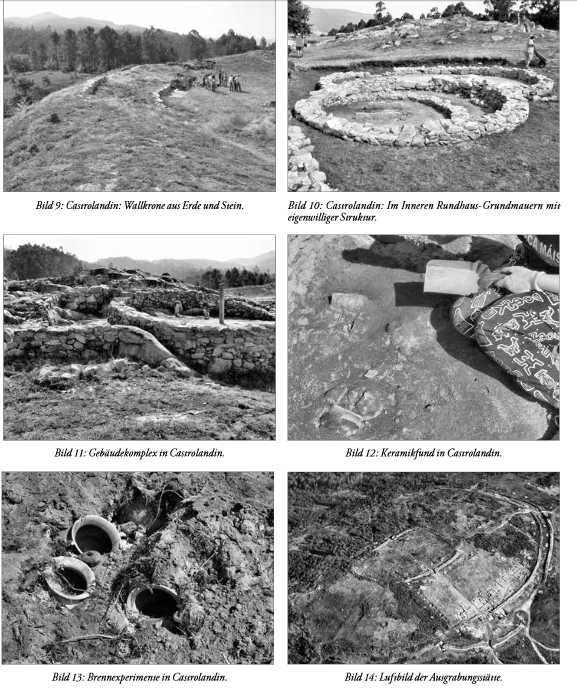 keltische ausgrabungen