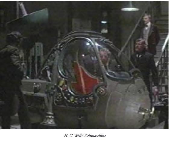 zeitmaschine modell