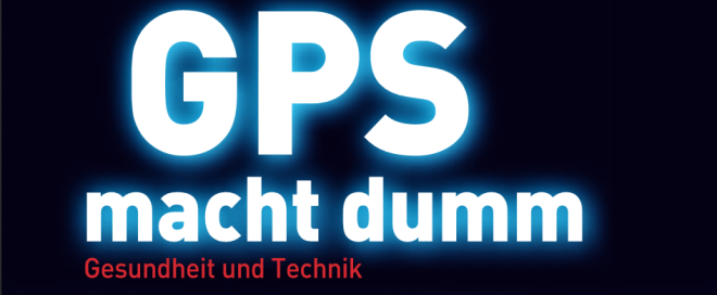 GPS macht dumm 1
