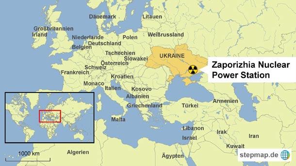 ukraine atomvorfall