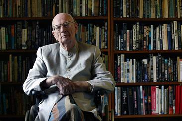 Arthur C. Clark 1917 bis 2008