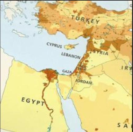 Naher Osten Israel frei