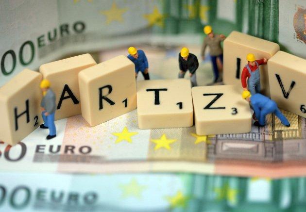 Hartz-IV-Klagen vor Brandenburger Sozailgerichten