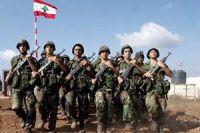 usa unterstützt libanon