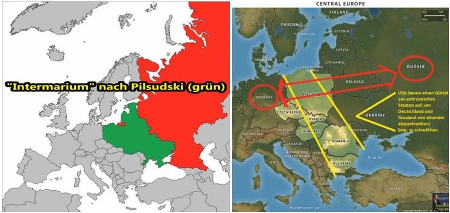 NATO spaltung russland- deutschland