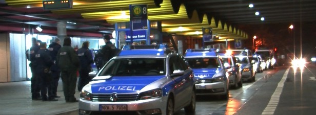 Polizeieinsatz-Altendorf