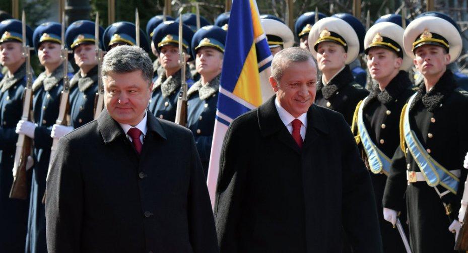 poroschenko erdogan