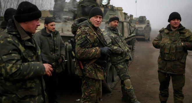 Militär-Russland