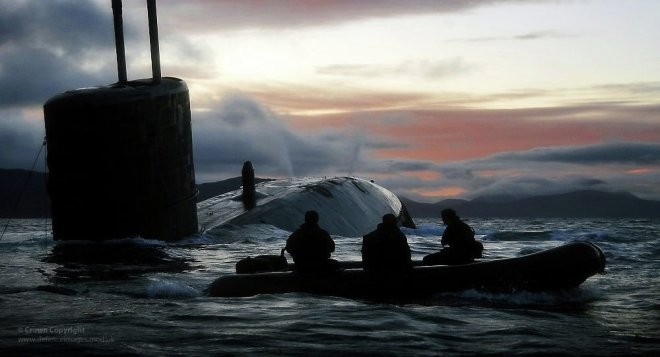 U-Boot-britisch