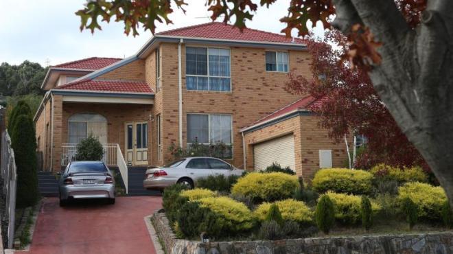 Villa-Australien-Teenager-Anschlag