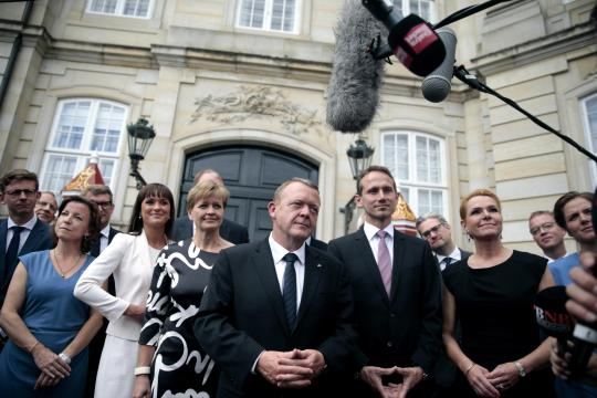 DENMARK-GOVERNMENT