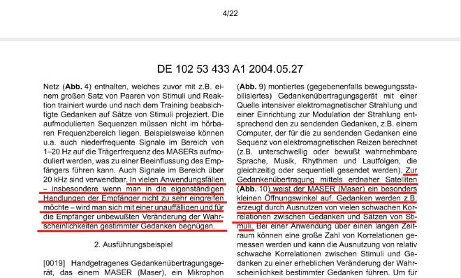 patent gedankenübertragung 10
