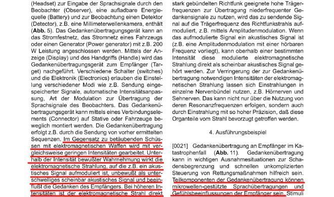patent gedankenübertragung 11