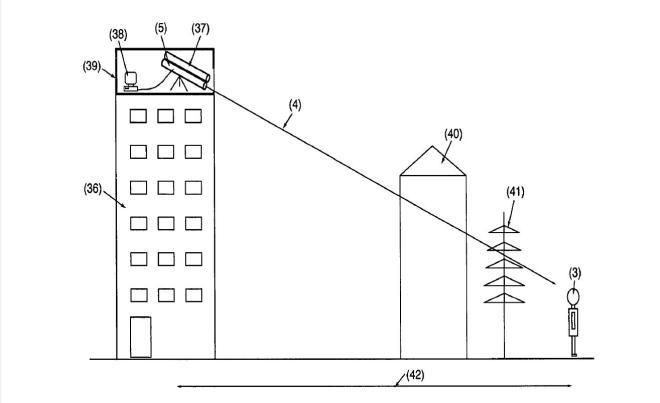 patent gedankenübertragung 40