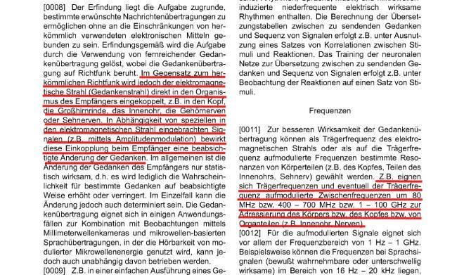 patent gedankenübertragung 6