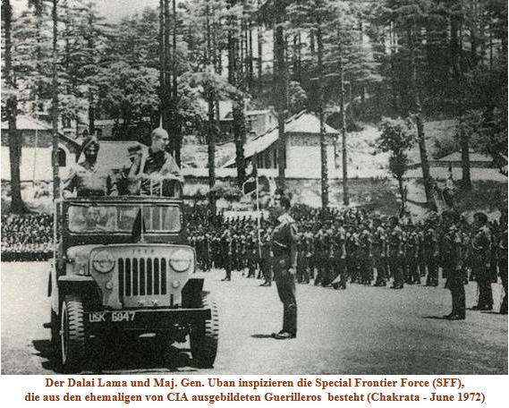 CIA und dalai lama
