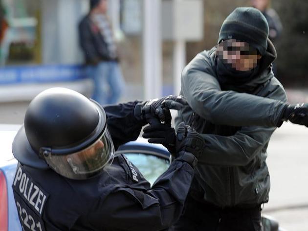 Anarchie auf deutschen Straßen