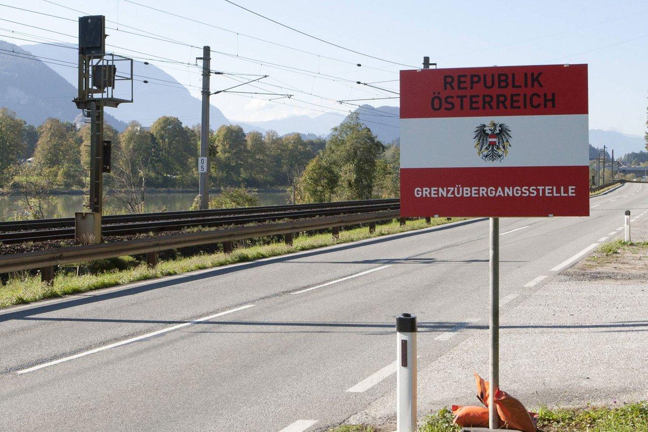 Grenzkontrolle Slowenien
