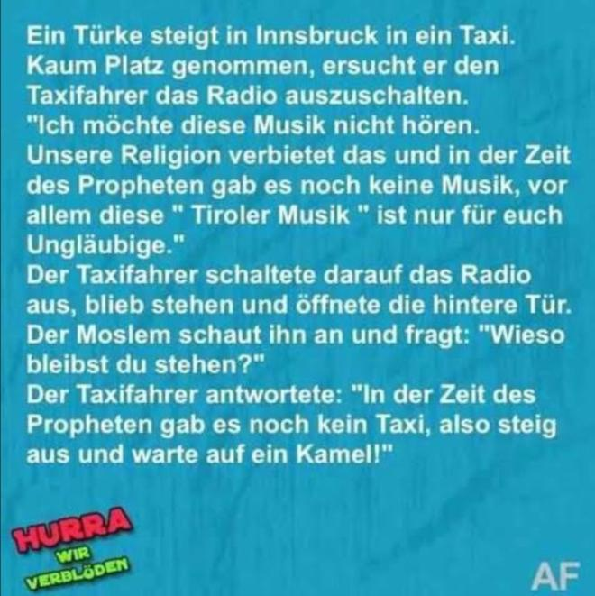 tirol und die moslems