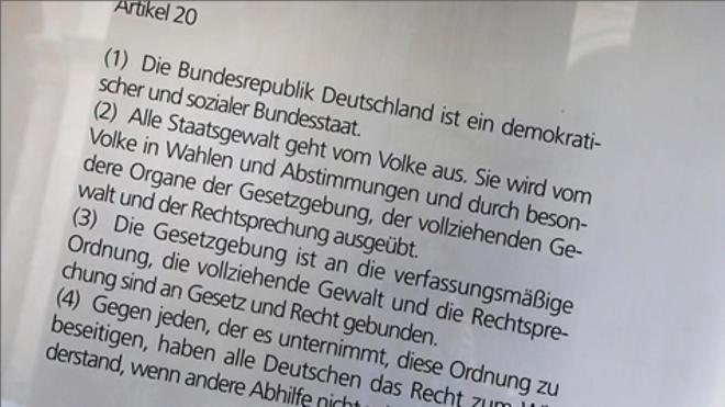 Artikel 20 GG