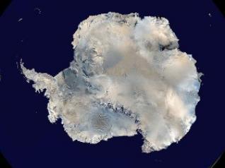 Eismassen wachsen-keine Klimaerwärmung