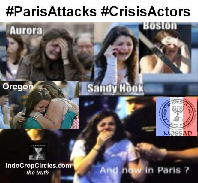 statisten der gemachten attentate