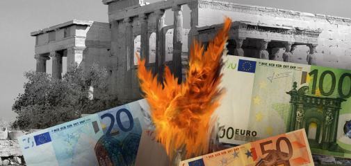 griechenland-brennt