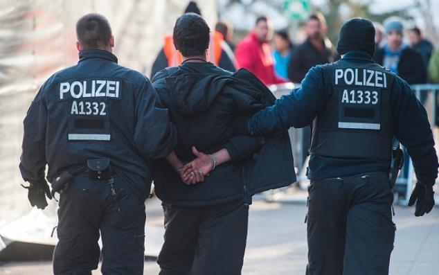 Criminele asielzoeker