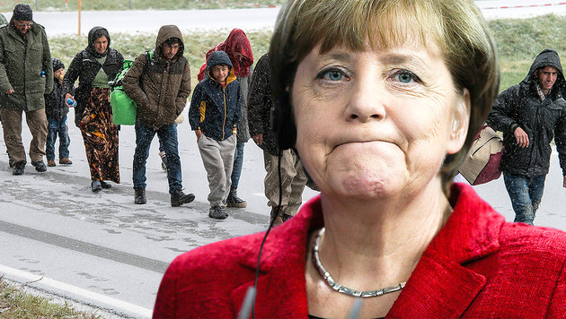 Merkel-Ansprache_heuer_mit_arabischen_Untertitel
