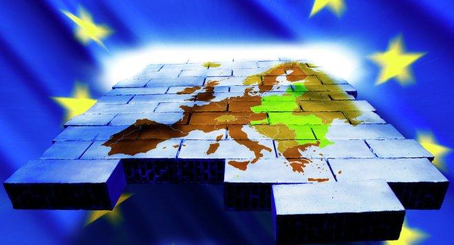 Europa-West-Ost