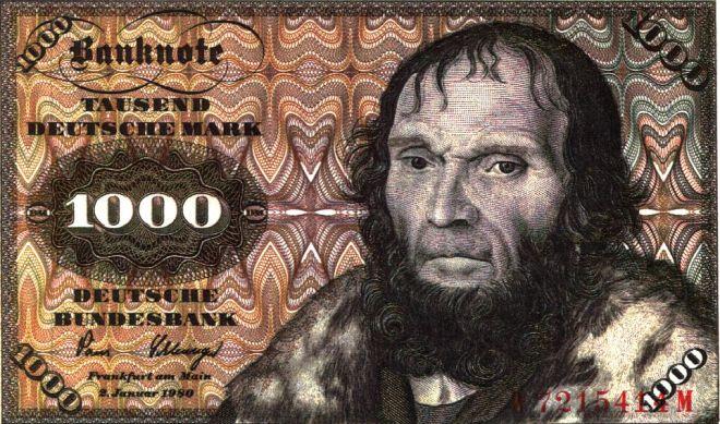 1000-Mark-Schein