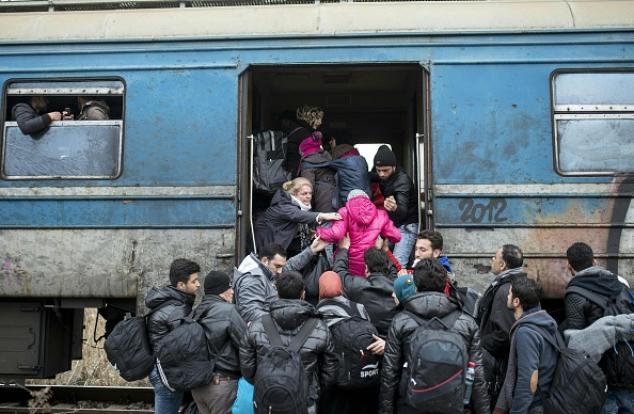 serbien schließt grenzen zu mazedonien