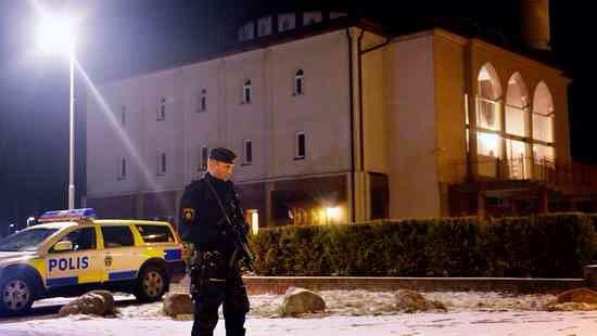 Stockholm-Anschlag
