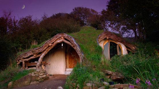 Hobbit-Haus-Wales