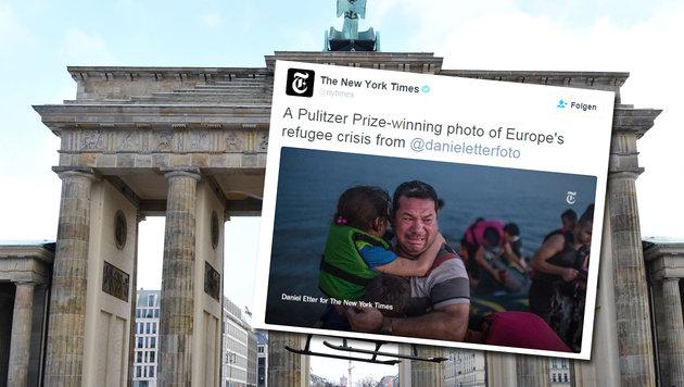 flüchtlinge zurückschicken