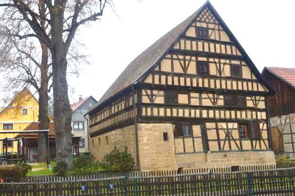 Renaissancefachwerkhaus Schmerfeld 2014