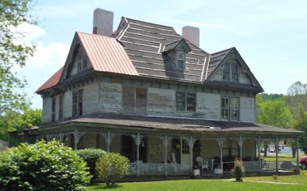 leerstehendes-Haus-USA