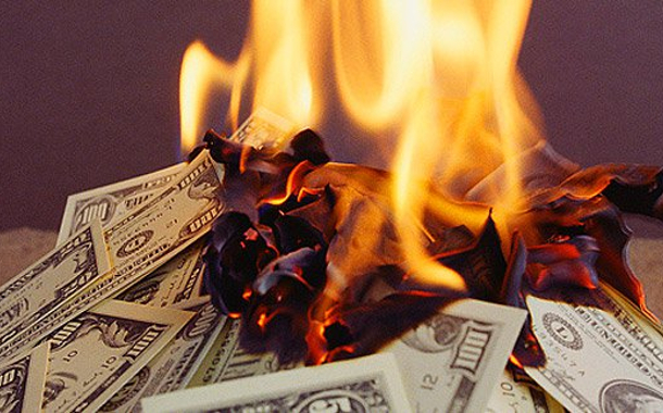 burning-dollar-hyperinflation